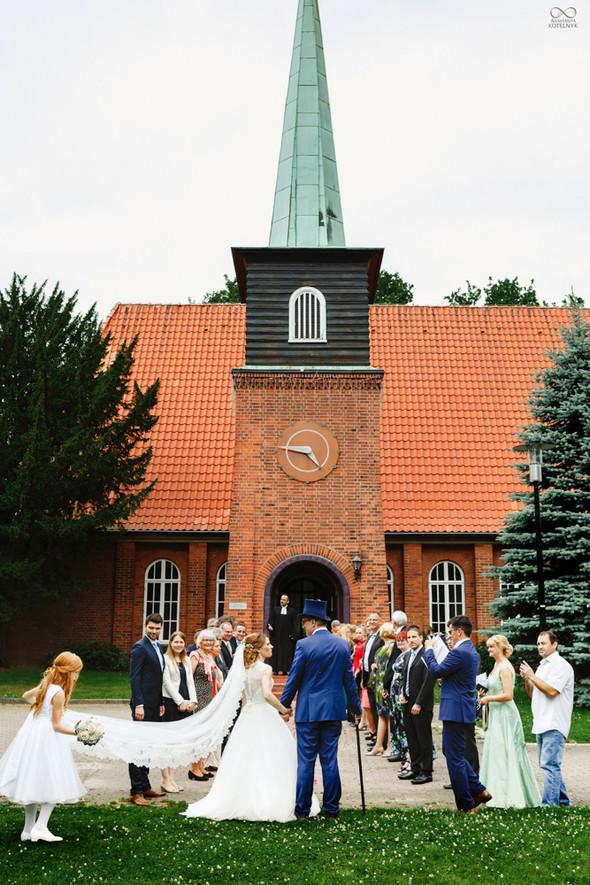 Свадьба по-немецки c украинской душой;) - фото №19