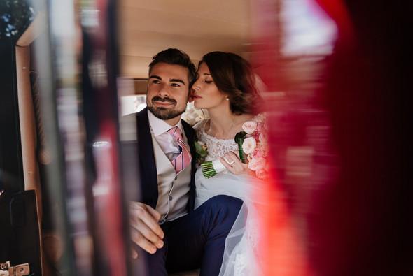 Классическая свадьба в замке. Брюссель, Бельгия - фото №32