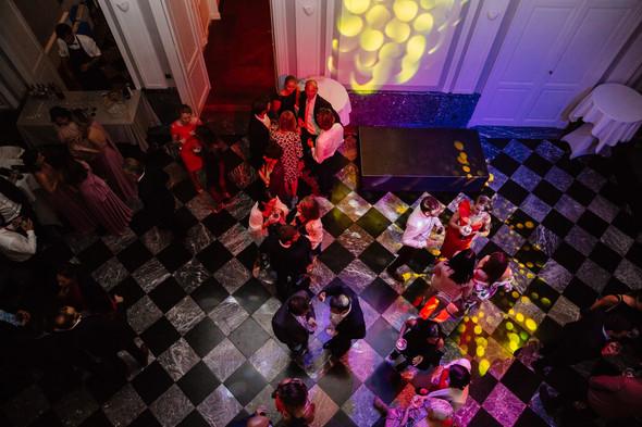 Классическая свадьба в замке. Брюссель, Бельгия - фото №74