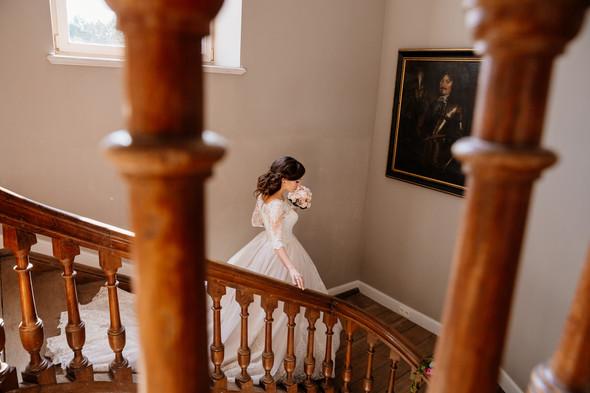 Классическая свадьба в замке. Брюссель, Бельгия - фото №8