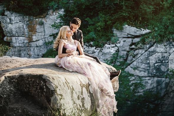 Романтическая фотосессия в каньоне - фото №1