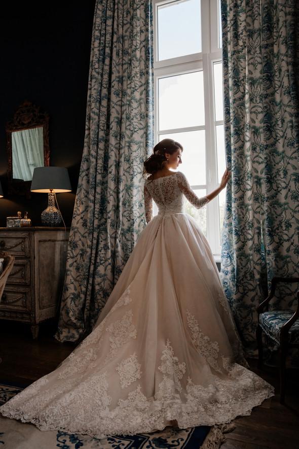 Классическая свадьба в замке. Брюссель, Бельгия - фото №4