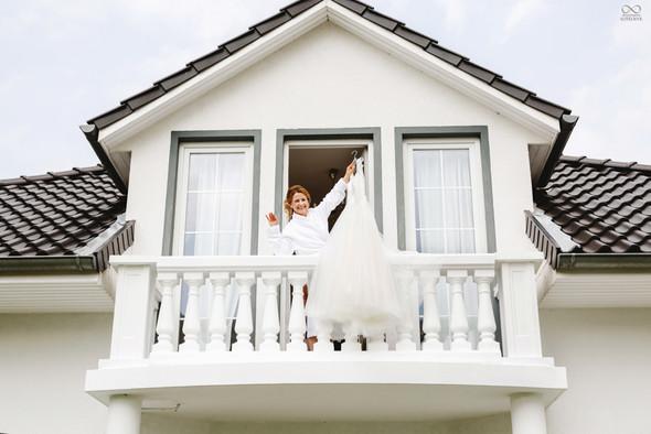 Свадьба по-немецки c украинской душой;) - фото №1