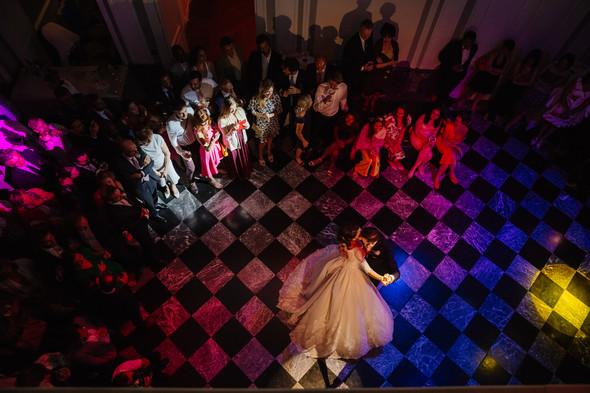 Классическая свадьба в замке. Брюссель, Бельгия - фото №68