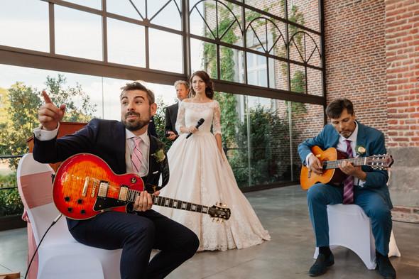 Классическая свадьба в замке. Брюссель, Бельгия - фото №45