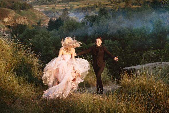 Романтическая фотосессия в каньоне - фото №19