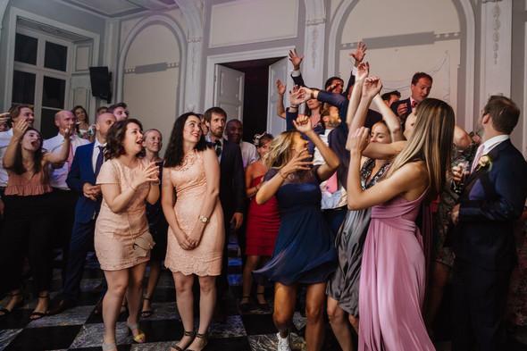 Классическая свадьба в замке. Брюссель, Бельгия - фото №78