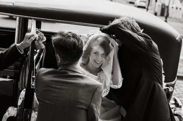 Классическая свадьба в замке. Брюссель, Бельгия - фото №19