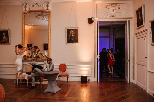 Классическая свадьба в замке. Брюссель, Бельгия - фото №64