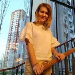 Дария Шахова - ведущий в Киеве - фото 2