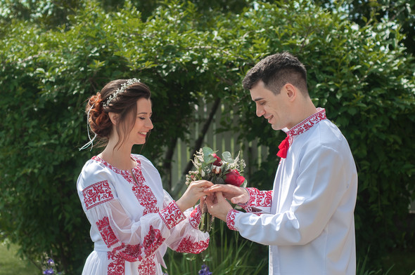 Олег та Дарина - фото №14