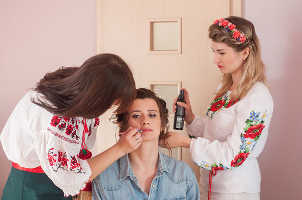 Олег та Дарина - фото №2