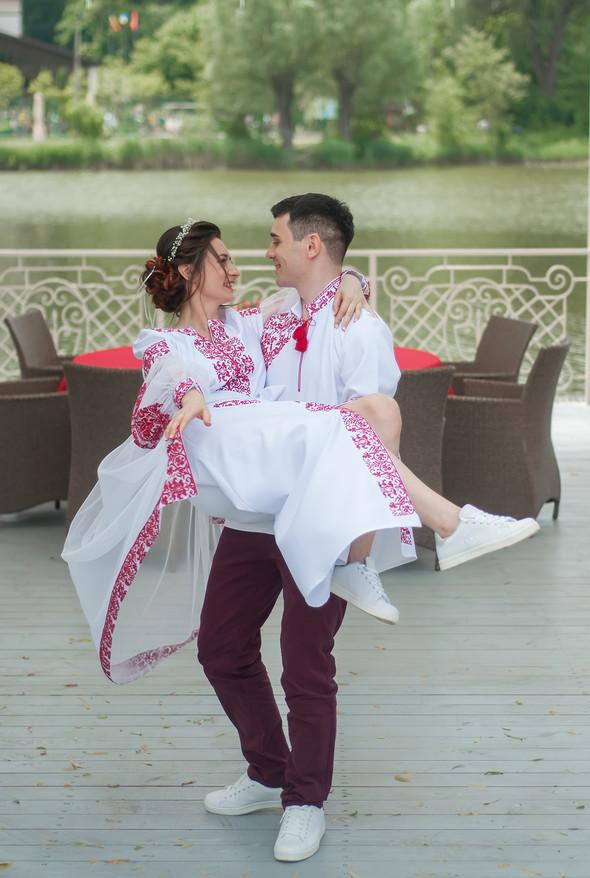 Олег та Дарина - фото №25