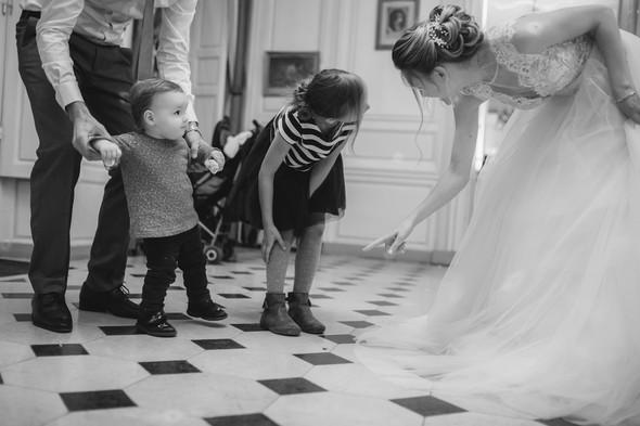 Уютная французская свадьба - фото №119