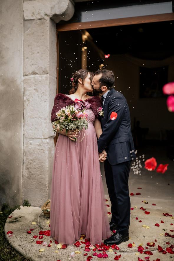 Уютная свадьба в Салерно - фото №55