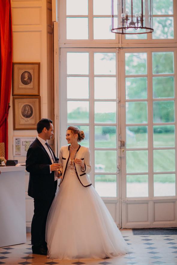 Уютная французская свадьба - фото №88