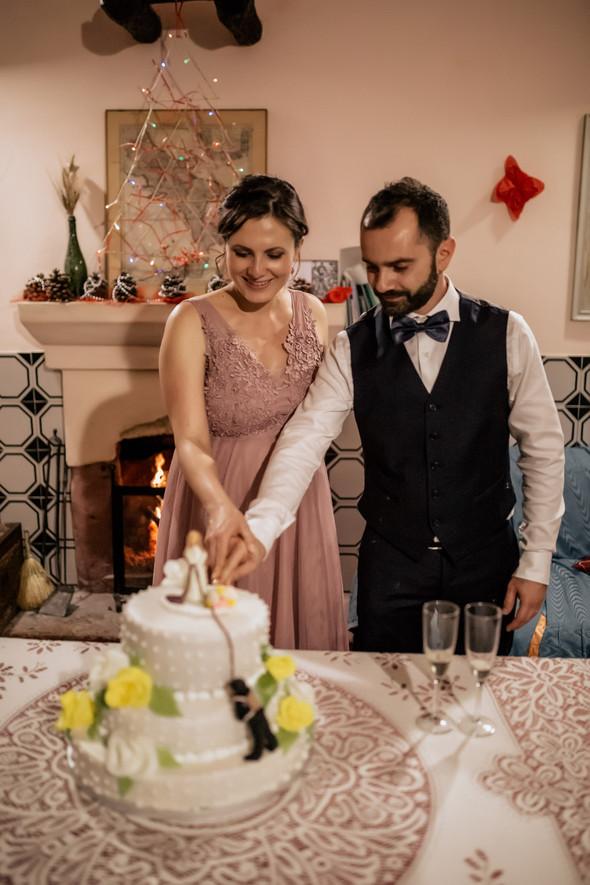Уютная свадьба в Салерно - фото №154