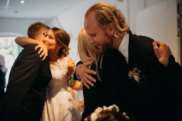 Атмосферная датская свадьба - фото №123