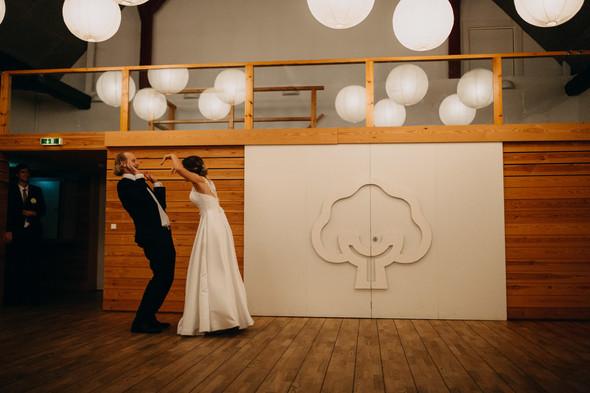 Атмосферная датская свадьба - фото №150