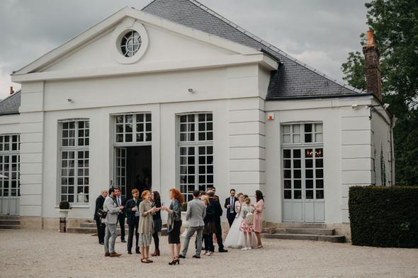 Уютная французская свадьба - фото №66