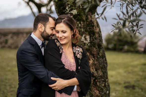 Уютная свадьба в Салерно - фото №76