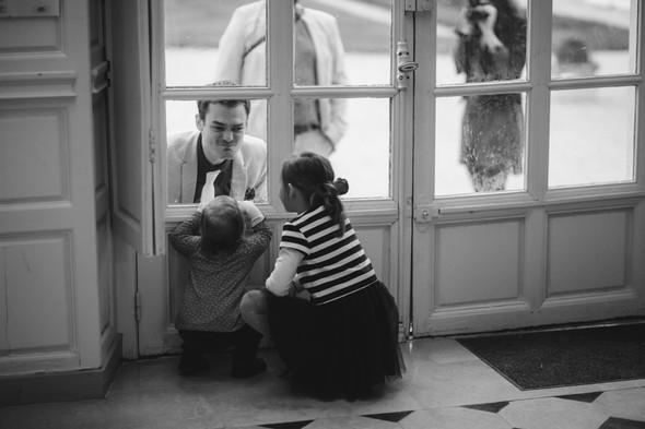 Уютная французская свадьба - фото №103