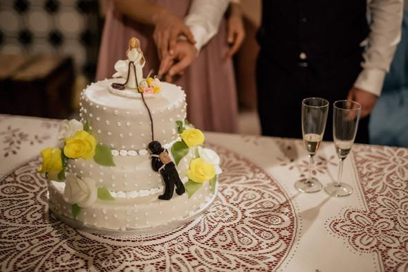 Уютная свадьба в Салерно - фото №153
