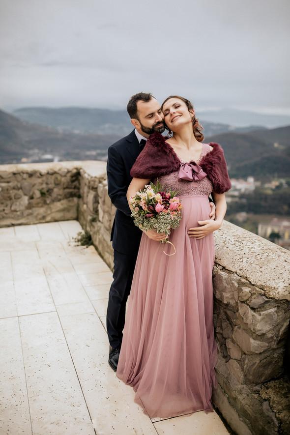 Уютная свадьба в Салерно - фото №58