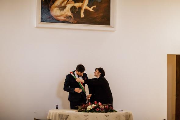 Уютная свадьба в Салерно - фото №8