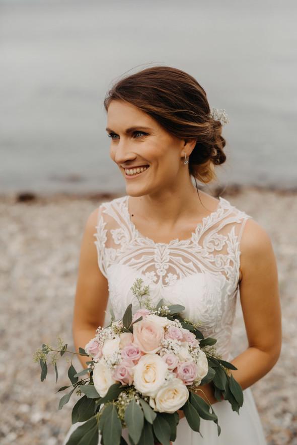 Атмосферная датская свадьба - фото №113