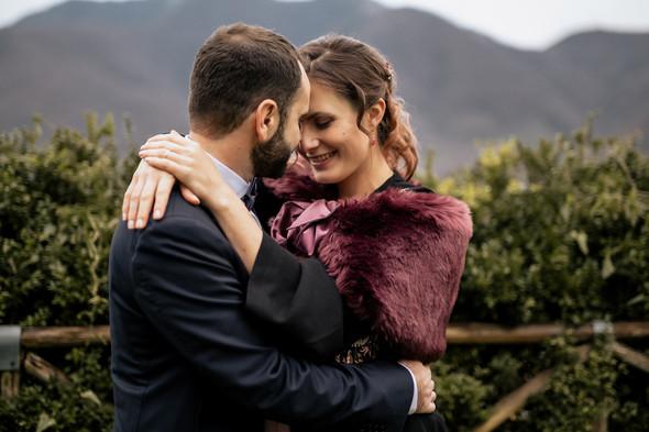 Уютная свадьба в Салерно - фото №72