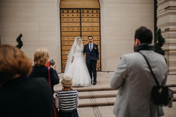 Уютная французская свадьба - фото №8