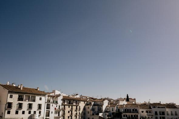 Пляжная послесвадебная съемка и Испании - фото №60