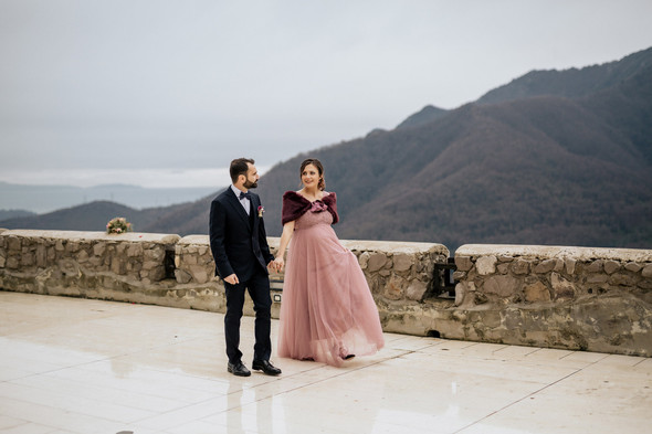 Уютная свадьба в Салерно - фото №62