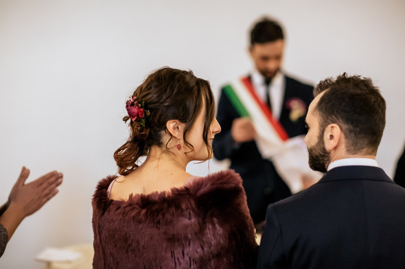 Уютная свадьба в Салерно - фото №35
