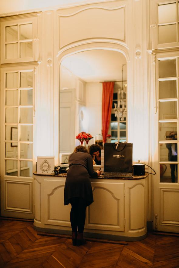 Уютная французская свадьба - фото №150