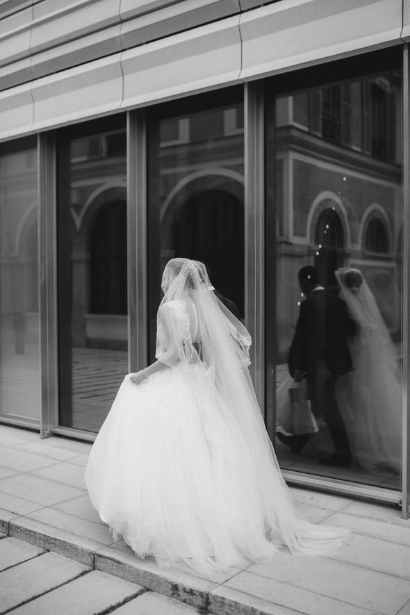 Уютная французская свадьба - фото №3