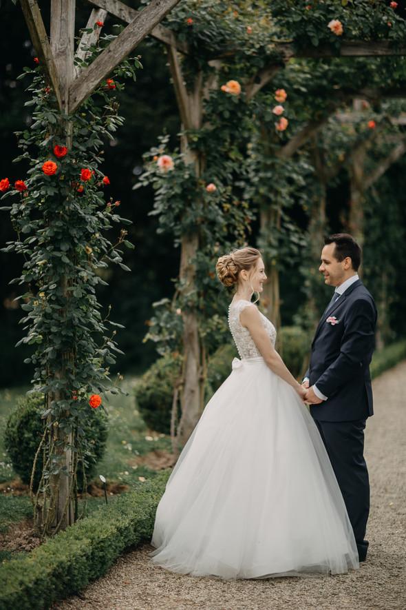 Уютная французская свадьба - фото №52