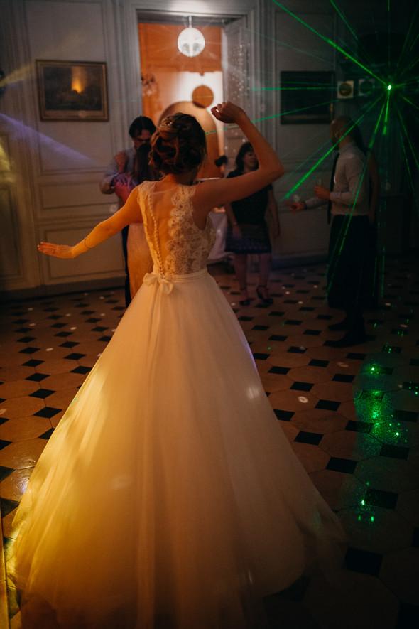 Уютная французская свадьба - фото №153