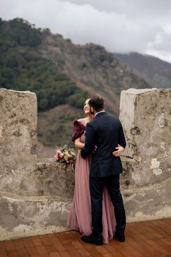 Уютная свадьба в Салерно - фото №68