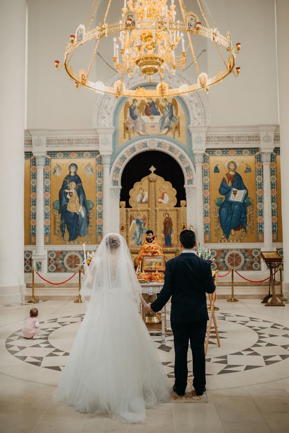 Уютная французская свадьба - фото №24