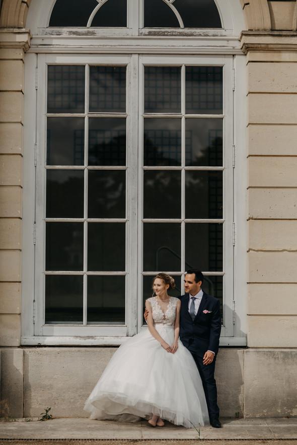 Уютная французская свадьба - фото №60