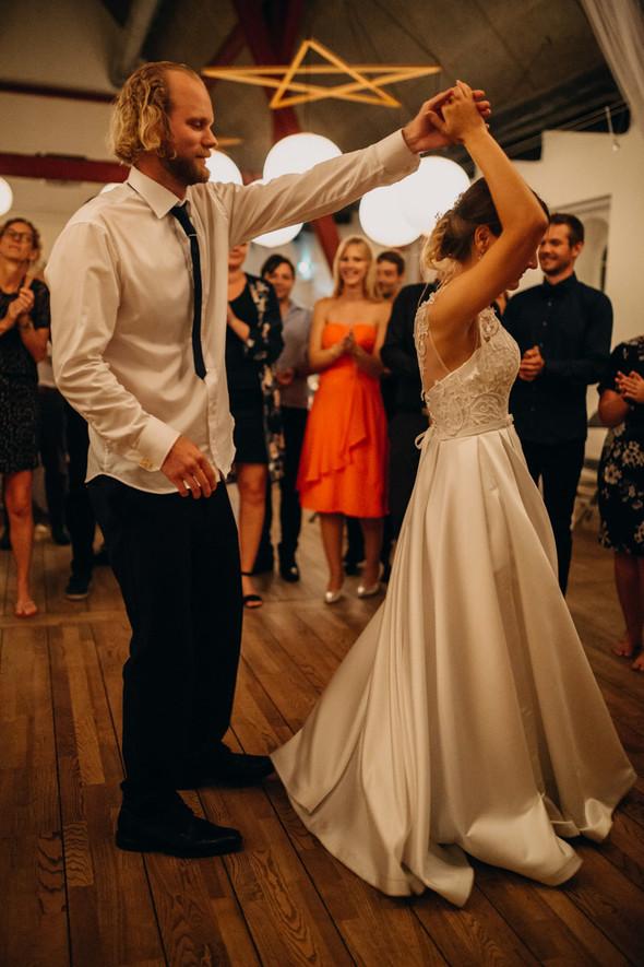 Атмосферная датская свадьба - фото №182