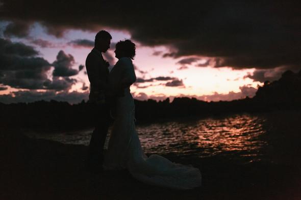 Позитивная семейная свадьба в Италии - фото №123