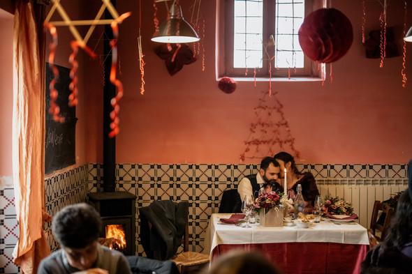Уютная свадьба в Салерно - фото №102