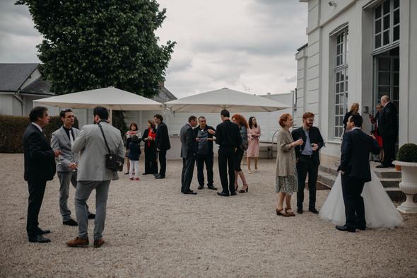 Уютная французская свадьба - фото №72