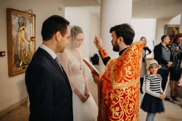 Уютная французская свадьба - фото №17