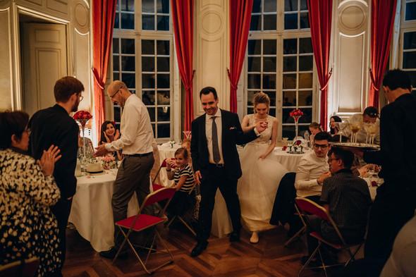 Уютная французская свадьба - фото №135