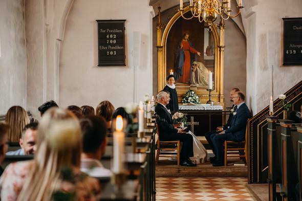 Атмосферная датская свадьба - фото №72