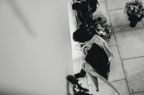Позитивная семейная свадьба в Италии - фото №23